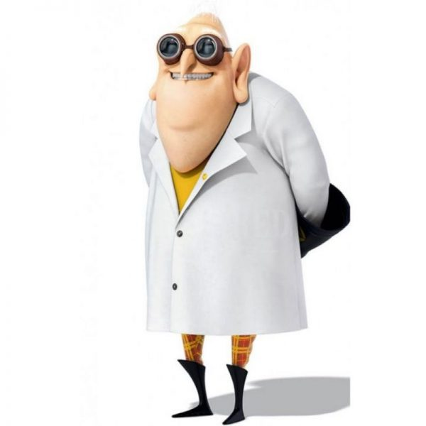 Dr Nefario Despicable Me 3 Coat
