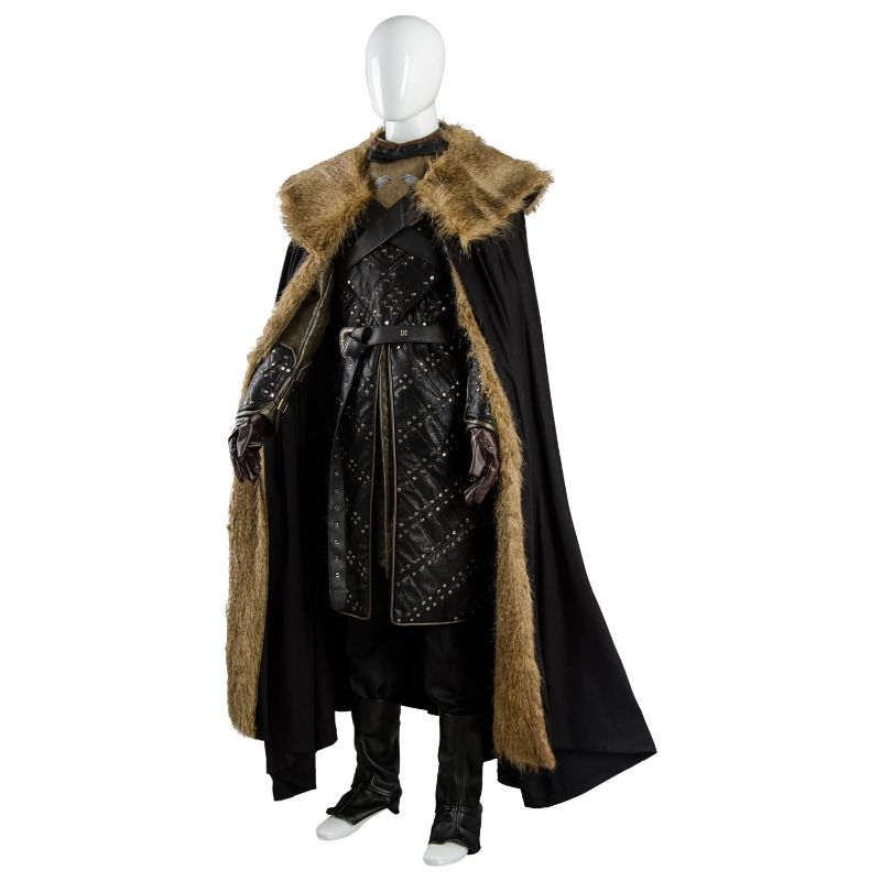 Game of Thrones Season Jon Snow Coat