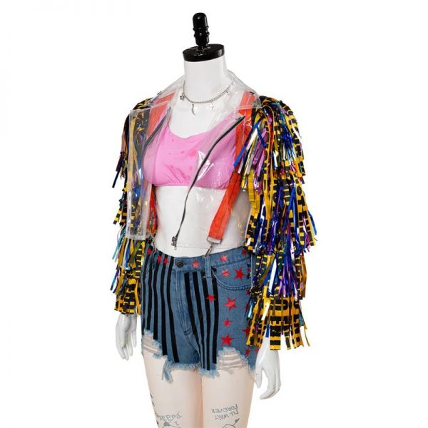 Birds Of Prey Harley Quinn Wings Jacket