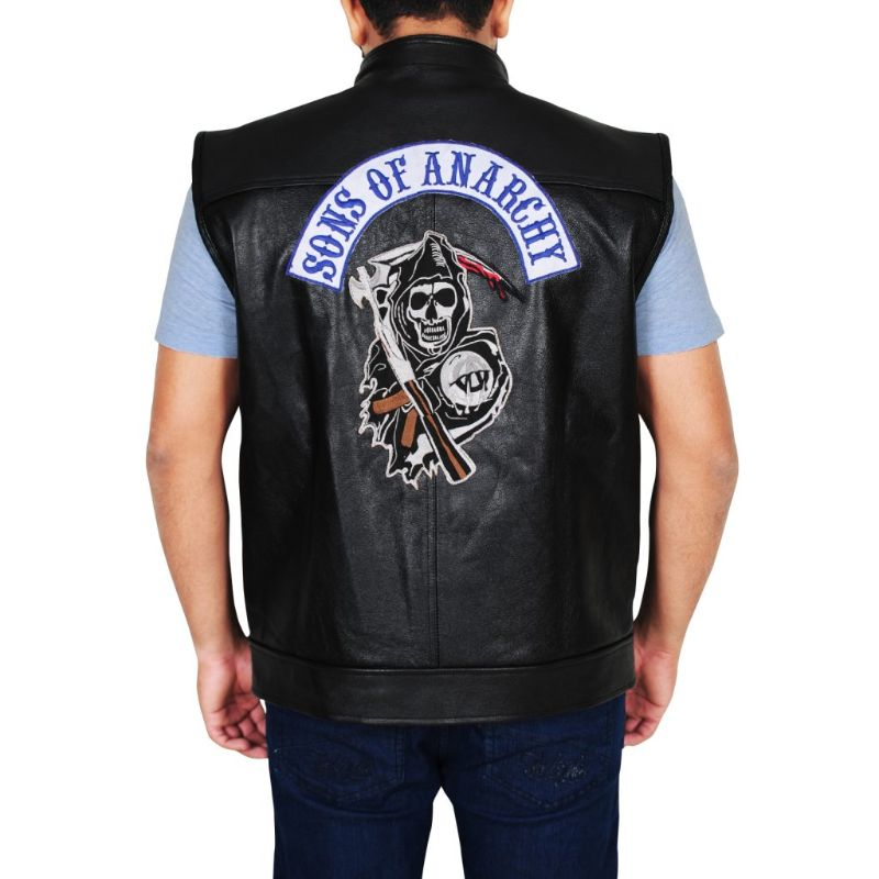Jax Teller SOA Sons of Anarchy Vest