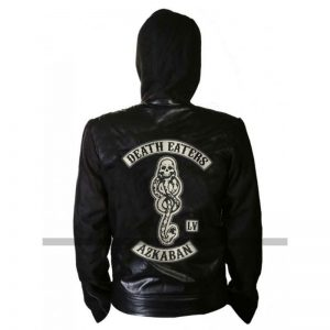 Harry Potter Death Eaters of Azkaban Hoodie Jacket