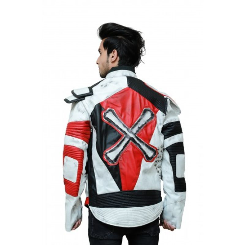 Descendants 3 Carlos Leather Jacket