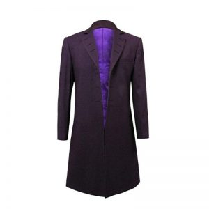 Purple Eleventh Doctor Frock Coat
