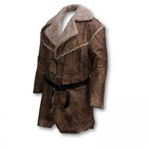 Anson Mount Hell on Wheels Coat