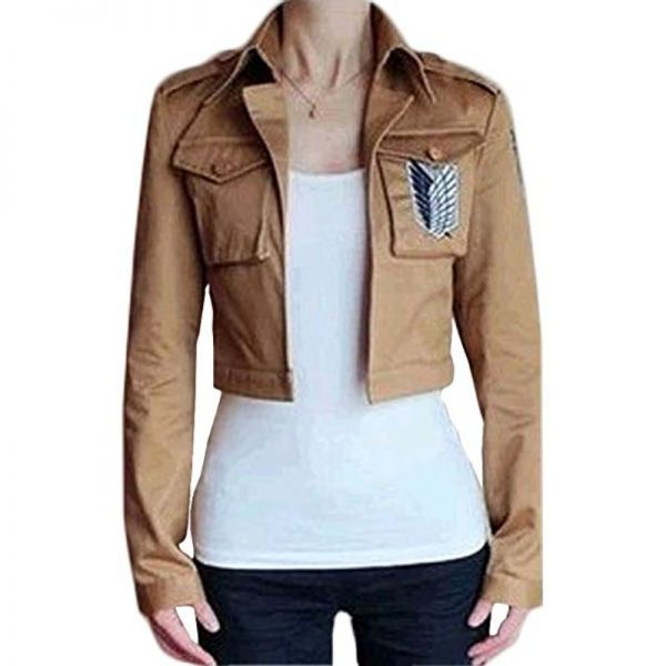 Attack on Titan Scout Jacket