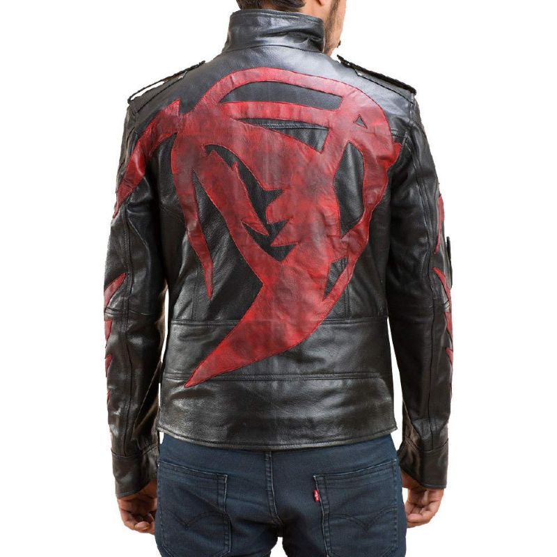 James Mcavoy Atomic Blonde Jacket
