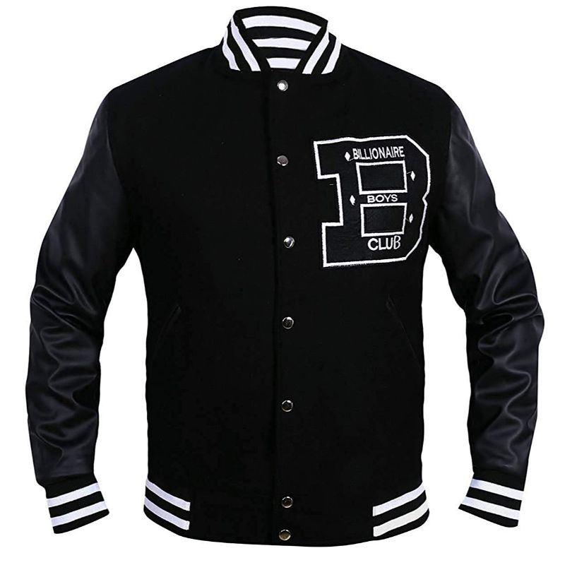 Billionaire Boys Club BBC Varsity Jacket