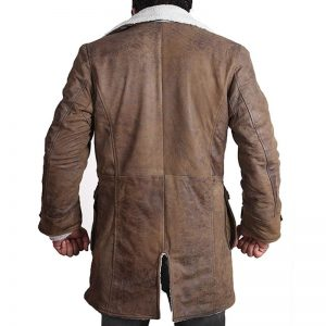 Tom Hardy Bane Coat