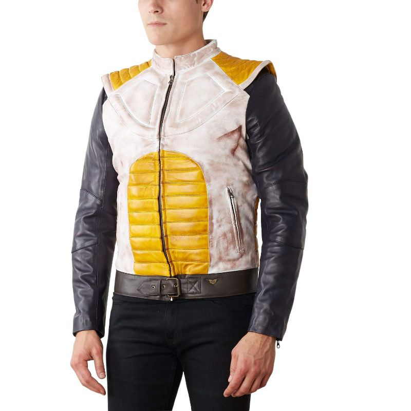 Dragon Ball Z Vegeta Jacket