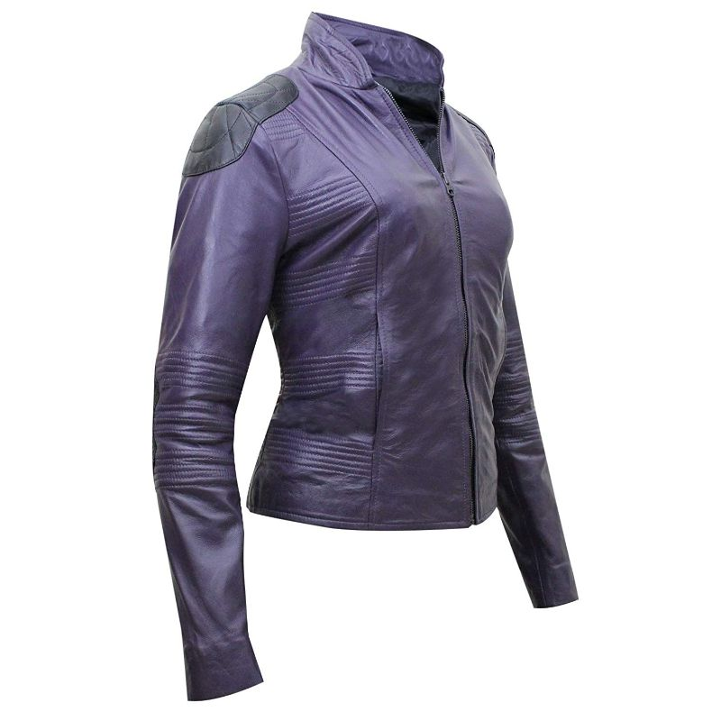Kick-Ass 2 Hit Girl Purple Jacket