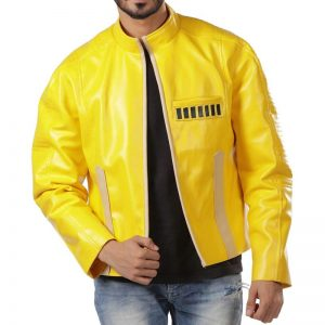 Luke Skywalker Yellow Jacket