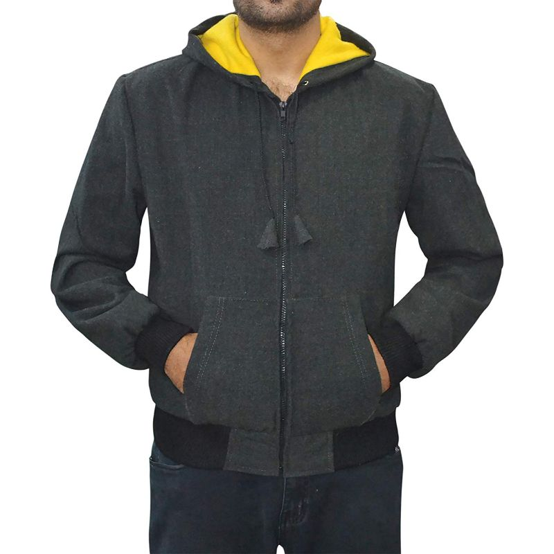 Mike Colter Luke Cage Zipper Hoodie