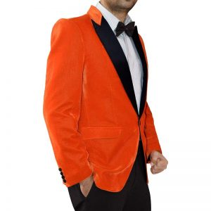 Kingsman 2 Orange Blazer