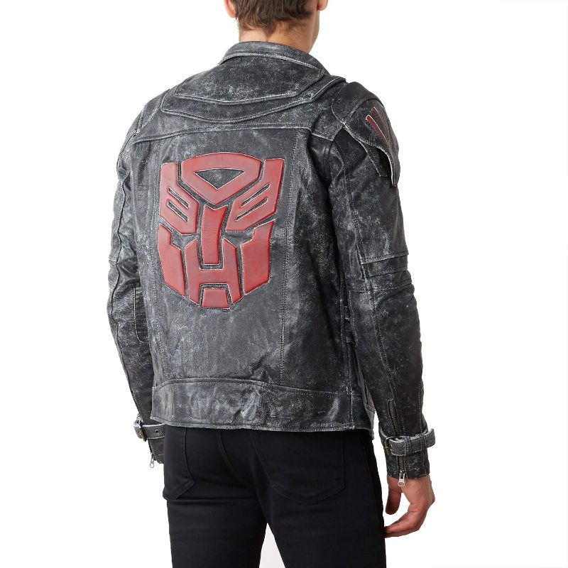 Transformers Autobot Shield Jacket