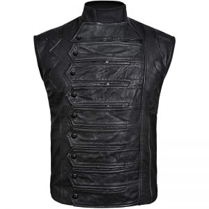Winter Soldier Vest