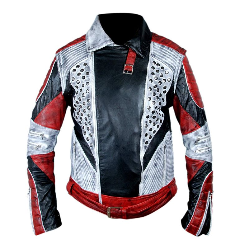 Carlos Descendants 2 Genuine Leather Jacket