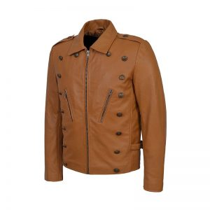 Billy Campbell Rocketeer Jacket