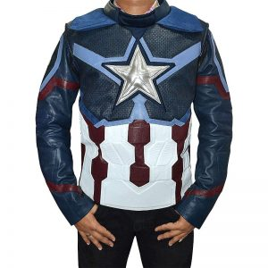 Captain America Avengers Jacket