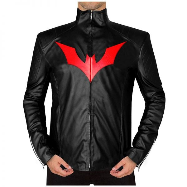 Batman Beyond Leather Jacket