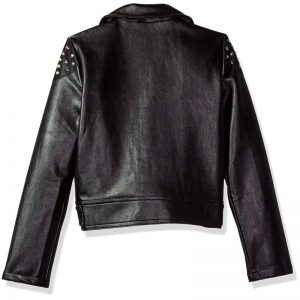 Big Girls Descendants Studded Moto Jacket