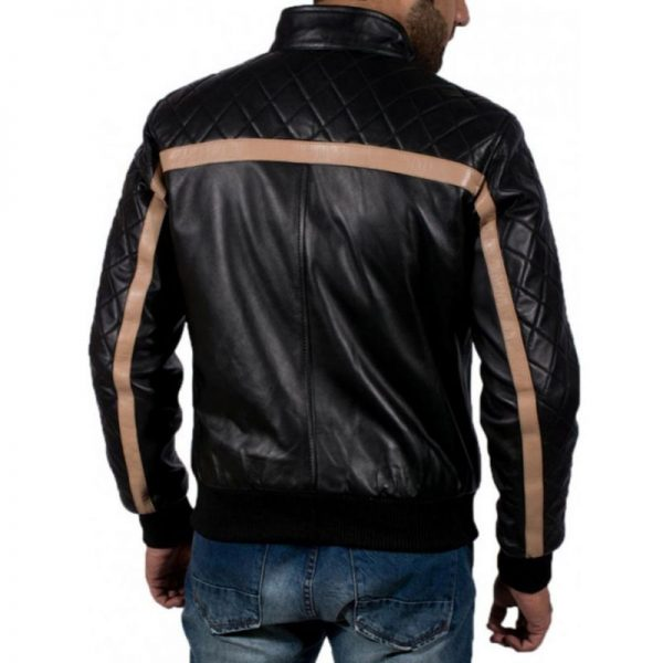 Battlefield Hardline Nick Mendoza Black Jacket