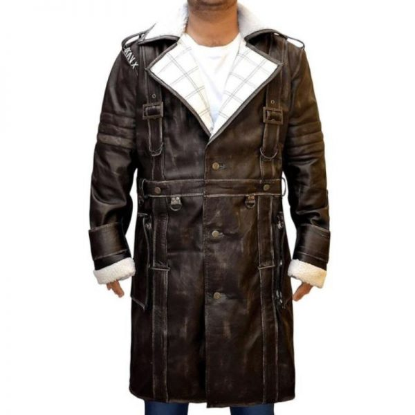 Fallout 4 Elder Maxson Battle Coat