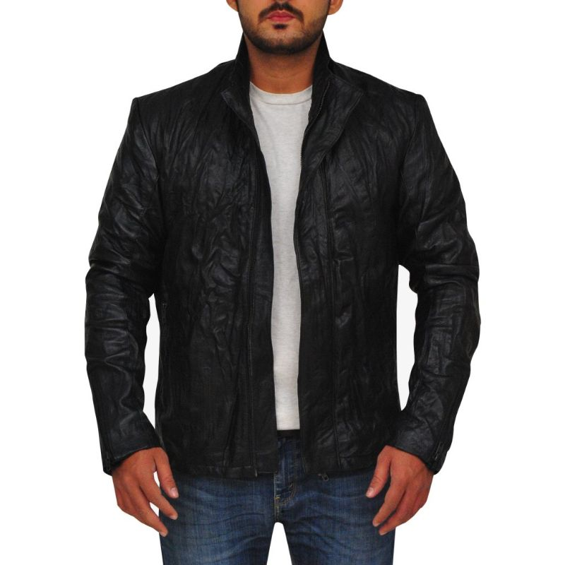 Mission Impossible 5 Tom Cruise Leather Jacket