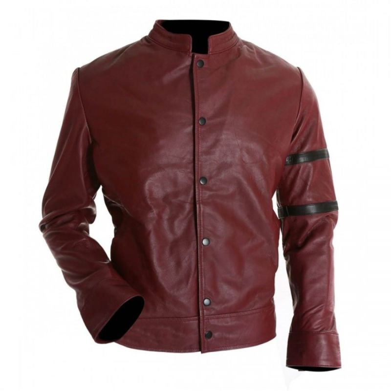 Fast and the Furious Dominic Toretto Maroon Jacket