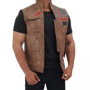 Star Wars Rise of the Skywalker Finn Vest