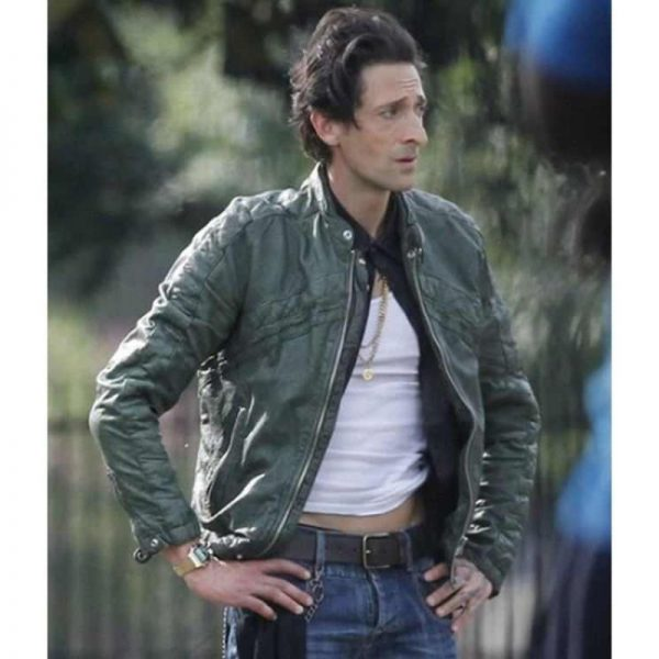 American Heist Frankie Leather Jacket
