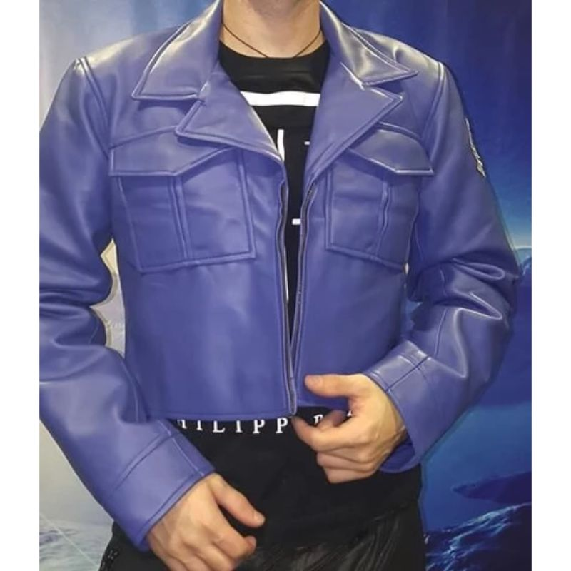 DRAGON BALL Z FUTURE TRUNKS JACKET COSTUME