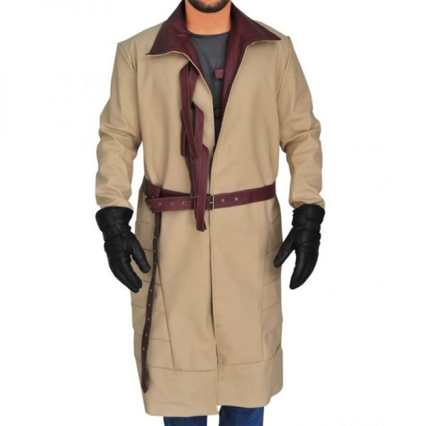 Game of Thrones Jaime Lannister Trench Coat