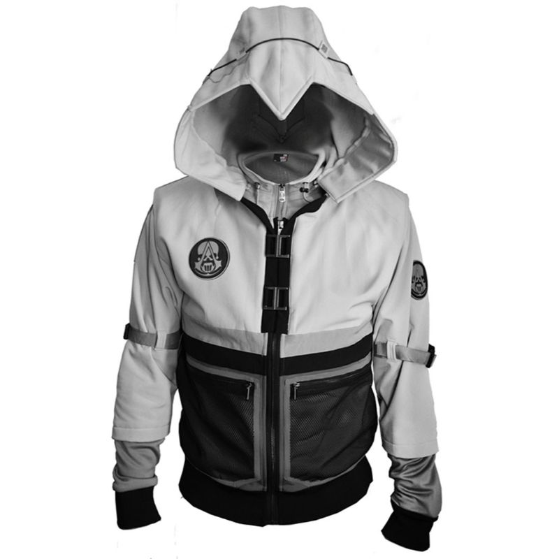Ghost Recon Assassin's Creed Hoodie Jacket