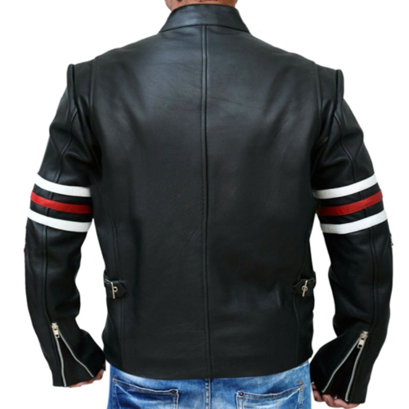 Dr Gregory Black Leather House MD Jacket