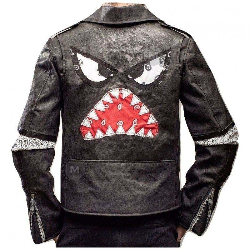Daft Punk Instant Crush Shark Jacket
