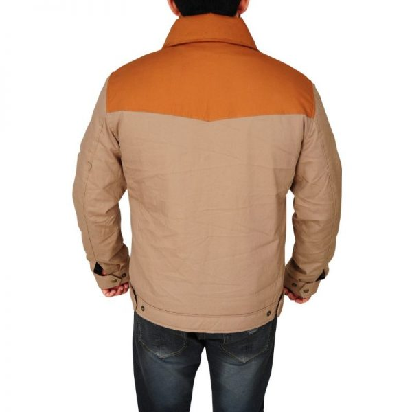 Kevin Costner Yellowstone John Dutton Jacket