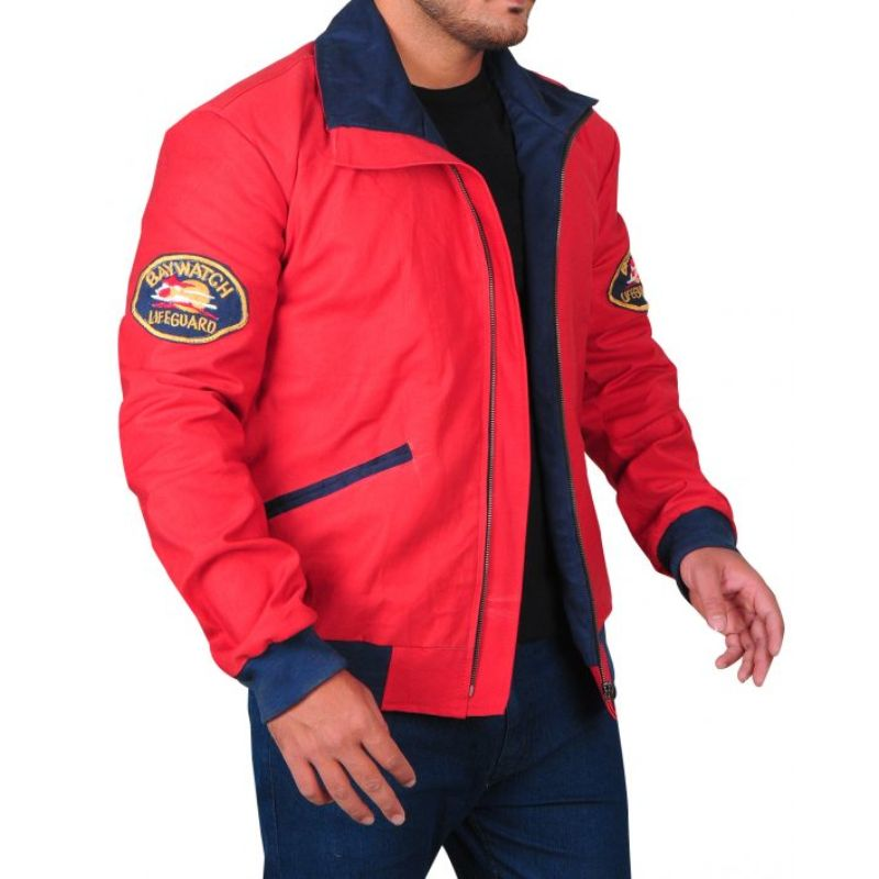 Mitch Buchannon Baywatch Jacket