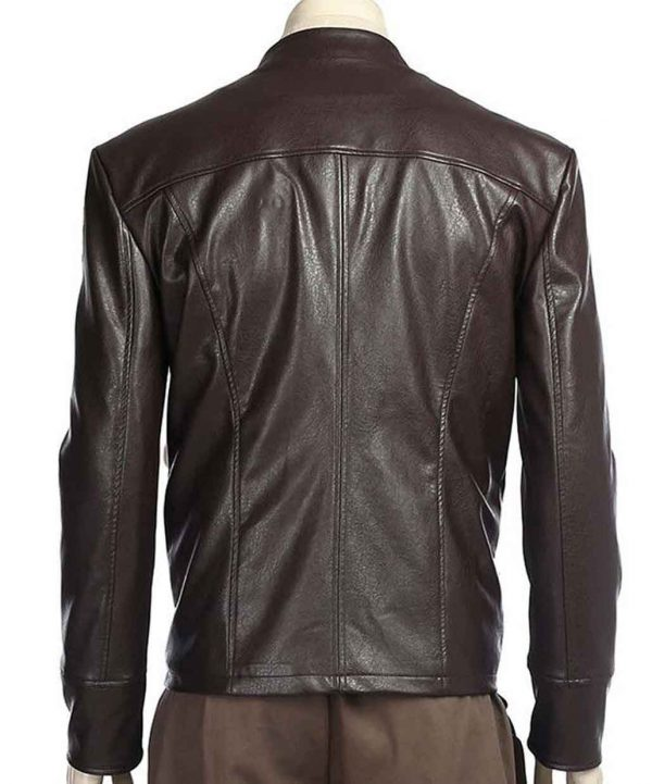 Poe Dameron Brown Jacket