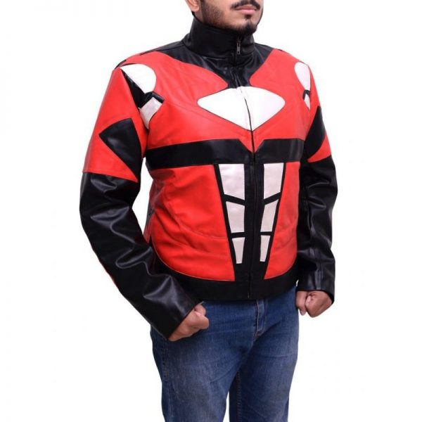 Power Rangers The Red Ranger Jacket