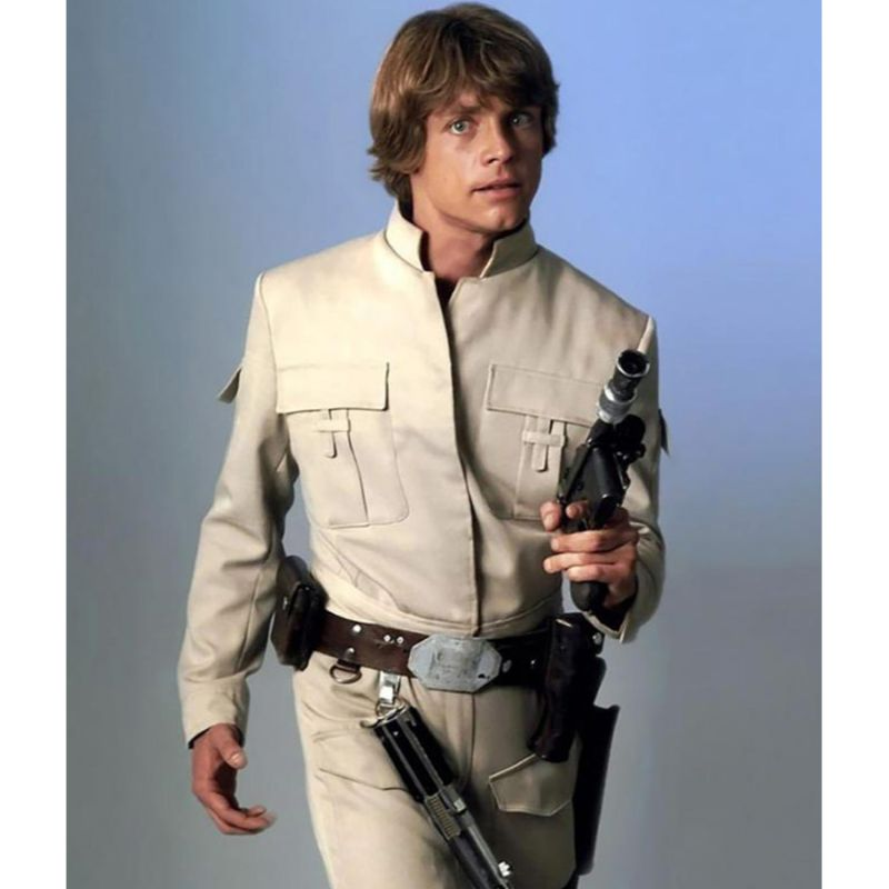 Star Wars Luke Skywalker Bespin Jacket