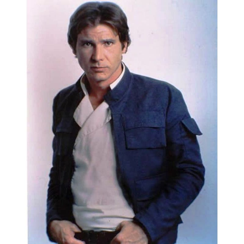 Star Wars Empire Strikes Back Han Solo Jacket