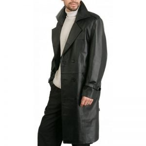 Jon Bernthal Punisher Trench Coat