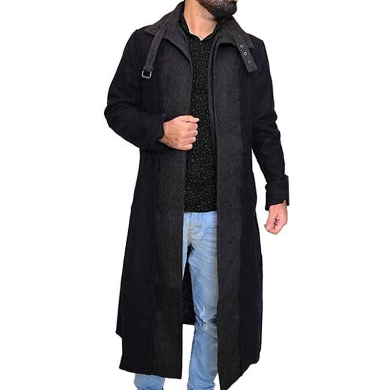 Altered Carbon Joel Kinnaman Coat