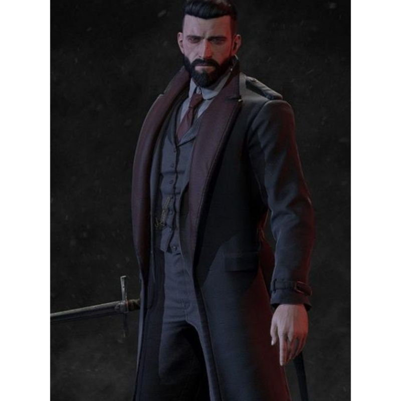 Video Game Vampyr Jonathan E Reid Coat