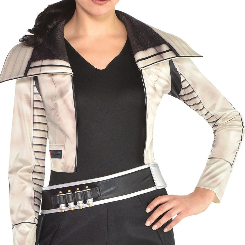 Emilia Clarke Star Wars Qira Jacket