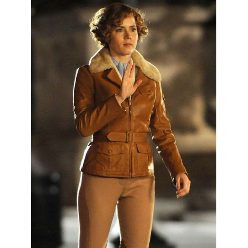 Night at The Museum Amelia Earhart Jacket