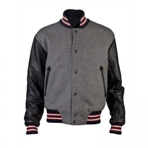 Andrew Garfield Varsity Jacket