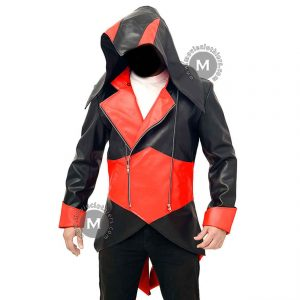 Assassin's Creed Leather Jacket