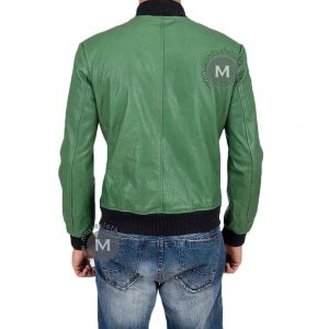 Bradley Cooper Green Jacket