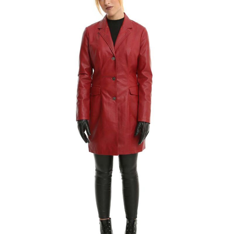 Buffy Summers The Vampire Buffy Summers Coat